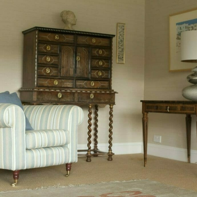 Mylor Private Residence Chair Camellia Interiors