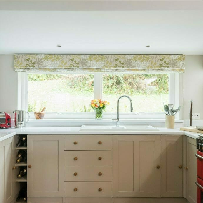 Mylor Private Residence Kitchen Design  Camellia Interiors