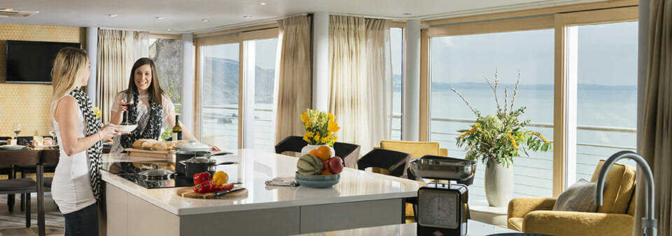 Camellia's waterfront Looe project features on ACHICA Living