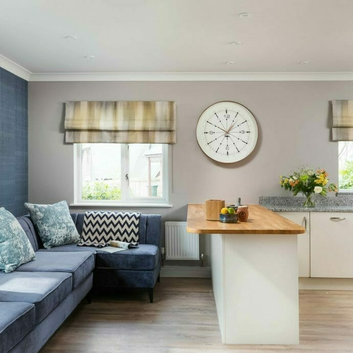 How to…Zone An Open Plan Kitchen
