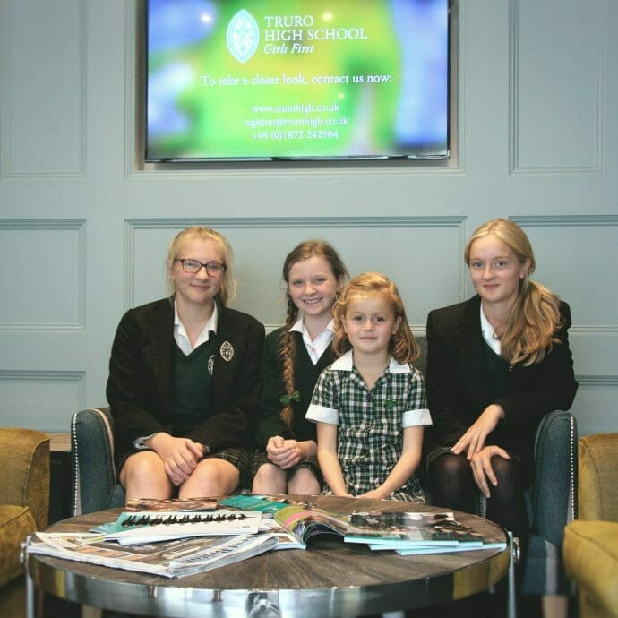Truro High School for Girls Design Project Camellia Interiors