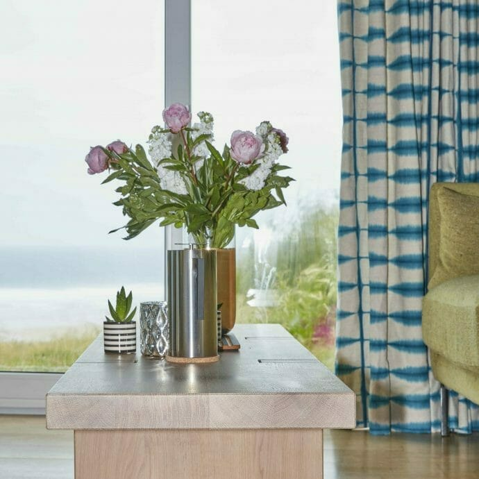 Mawgan Porth Beach House Refurbishment Camellia Interiors